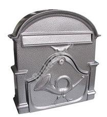 JKH Postaláda VICA 33 cm öntvény ezüst 3490161