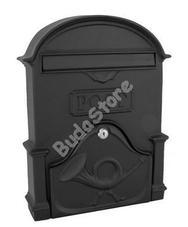 JKH Postaláda VICA 40 cm öntvény fekete 3490158