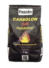 CARBOLON Faszén 3 kg 8922108
