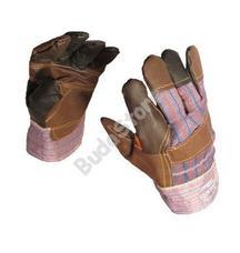 JKH Védőkesztyű bőr szőrmebéléssel 310 10,5 6700101