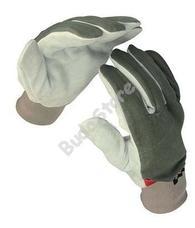 GUIDE Védőkesztyű hasított bőr pamut kézhát 197 10 6700339