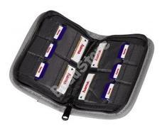 HAMA 49916 Memóriakártya tok Mini fekete/szürke