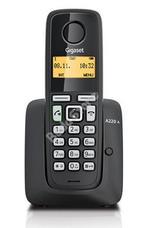 Gigaset A220A DECT telefon fekete 01-01-757