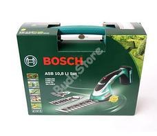 Bosch ASB 10,8 LI akkus bokorvágókészlet 0600856301