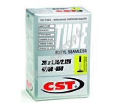 CST Belső gumi 26x1,75/2,125SV  autó szelepes gumibelső B26X175/2125SV 47-53-559