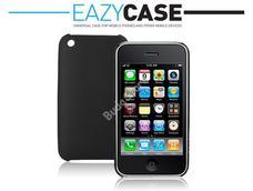 Apple iPhone 3G/3GS hátlap fekete Eazy Case 41-DZ-197