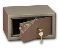 SAFETRONICS ZSL 17 M bútorszéf kulcsos zárral