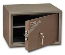 SAFETRONICS ZSL 28 M bútorszéf kulcsos zárral