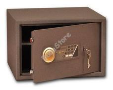 SAFETRONICS ZSL 28 ME bútorszéf elektronikus zárral