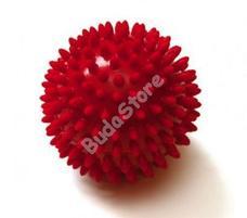 SISSEL Tüskés masszírozó labda piros SI30-161.009.50