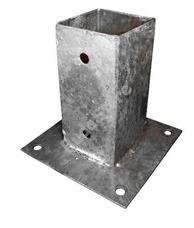 JKH oszlophüvely lecsavarozható 101x101x150 mm 3217528
