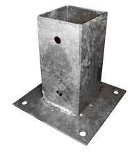 JKH oszlophüvely lecsavarozható 121x121x150 mm 3217529