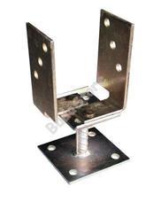 JKH Lecsavarozható oszloptalp állítható 70-130mm 3217484