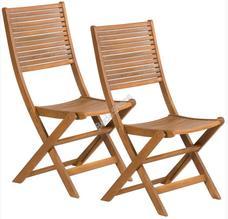 FIELDMANN FDZN 4012 Összecsukható székek 2 db FDZN4012