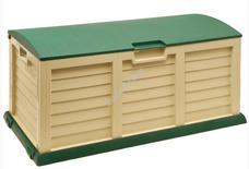 FIELDMANN FDD 1001G Műanyag kerti tárolódoboz FDD1001G