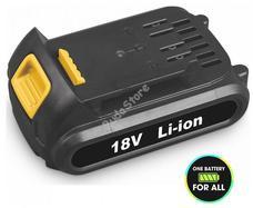 FIELDMANN FDUZ 50001 Li-ion akkumulátor 18 V 1300 mAh FDUZ50001