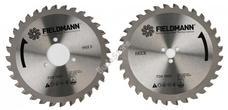 FIELDMANN FDK 9003 Körfűrész tárcsa szett FDK2003E