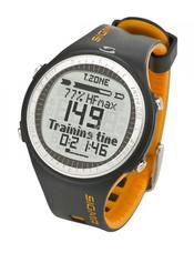 SIGMA PC 25.10 DIGI KÓD Pulzusmérő óra szürke-narancs