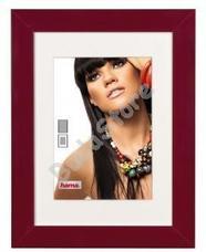 HAMA 114231 Műanyag keret Marbella Piros 15X20