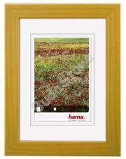 HAMA 100026 Fa keret Foggia Kukorica sárga 13x18