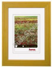 HAMA 100025 Fa keret Foggia Kukorica sárga 10x15