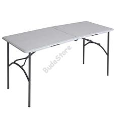 LIFETIME Asztal félbehajtható családi 152x70cm 3121569
