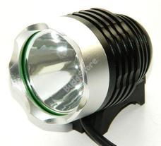 VELOTECH akkumulátoros alumínium első lámpa 34643