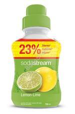 SODASTREAM Citrom/Lime szörp 750 ml