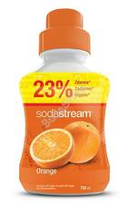 SODASTREAM Narancs szörp 750 ml