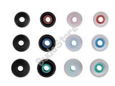 HAMA 122680 Szilikon pótgyűrű fülhallgatókhoz 6 db