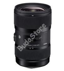 SIGMA s210962 18-35 mm F1,8 DC HSM objektív SONY