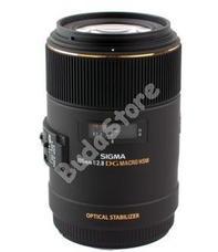 SIGMA s258955 105 mm F2,8 EX DG OS HSM MAKRO objektív NIKON