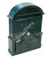 JKH Postaláda VICA 40 cm öntvény zöld 3490179