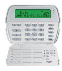 DSC WT5500P-433 alfanumerikus LCD billentyűzet WT5500P433 110881