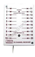 ELMES ELECTRONIC CH20HR H Ugrókódos vevőegység 112025