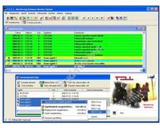 TELL TMS PRO-100 Távfelügyeleti szoftver PRO100 109485