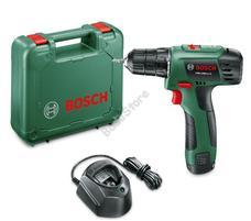 Bosch PSR 1080 Li-2 kétsebességes akkus fúrócsavarozó 1,5 Ah kofferben PSR1080 06039A2100
