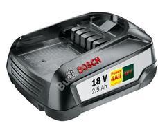 Bosch 18 V-os 2,5Ah lítium-ionos rendszertartozék 1600A005B0
