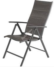 FIELDMANN FDZN 5015 fémvázas dönthető kerti szék FDZN5015