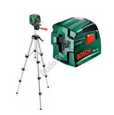 Bosch PCL 10 Keresztvonalas szintezőlézer SET PCL10 0603008121