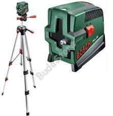 Bosch PCL 20 Keresztvonalas szintezőlézer SET PCL20 0603008221