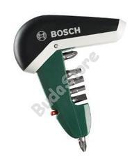 Bosch 7 részes Pocket csavarozófej készlet 2607017180