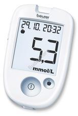 BEURER GL 43 mmol / L vércukorszintmérő GL43