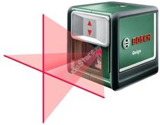 Bosch Quigo III keresztvonalas szintezőlézer 0603663521