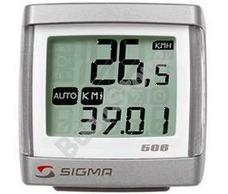 SIGMA BC 5.16 kerékpár computer