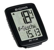 SIGMA BC 7.16 ATS kerékpár computer