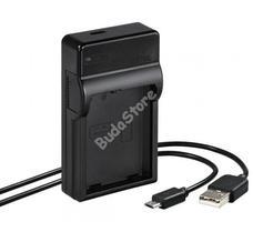 HAMA 81386 TRAVEL USB töltő Nikon EN-EL14/14a