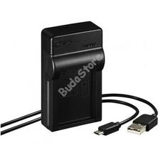 HAMA 81397 TRAVEL USB töltő Canon LP-E17