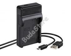 HAMA 81379 TRAVEL USB töltő Canon LP-E8
