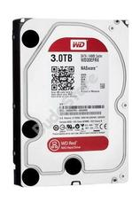 Western Digital 3000GB S-ATA III RED WD30EFRX winchester 111490